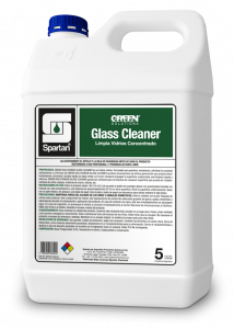 GLASS CLEANER (GREEN SOLUTIONS) 5LT