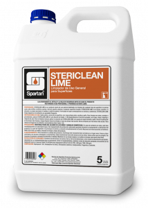 STERICLEAN LIME 5 LT