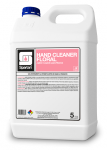 HAND CLEANER FLORAL 5LT