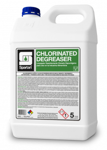 CHLORINATED DEGREASER 20 LT