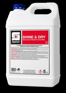 SHINE & DRY 5LT