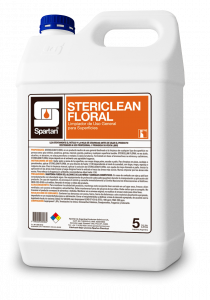 STERICLEAN FLORAL 5LT